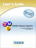 Teksea Muster System Users Guide